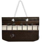 Grand Pianoforte Weekender Tote Bag