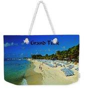 Grand Turk Weekender Tote Bag