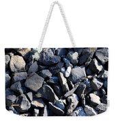 Gravel Weekender Tote Bag