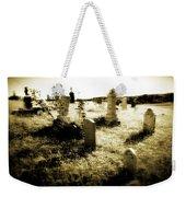 Graveyard 4724 Weekender Tote Bag