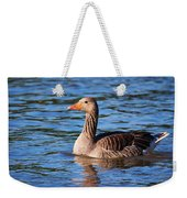 Graylag Goose Weekender Tote Bag