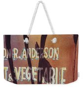 Great American Food Truck Weekender Tote Bag