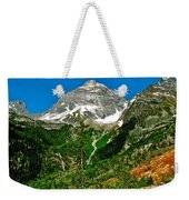 Great Glacier Trail In Glacier Np-british Columbia Weekender Tote Bag