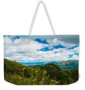 Great Smoky Mountains Weekender Tote Bag