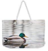Green-headed Duck Weekender Tote Bag