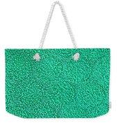 Green Towel Weekender Tote Bag