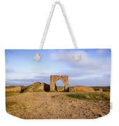 Grosnez Castle - Jersey Weekender Tote Bag
