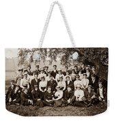 Group Under Tree Weekender Tote Bag