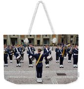 Guards Changing Shifts. Kungliga Slottet.gamla Stan. Stockholm 2 Weekender Tote Bag