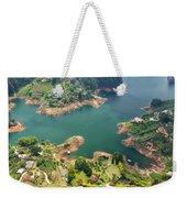 Guatape Lake Weekender Tote Bag