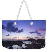 Guernsey Sunset Weekender Tote Bag