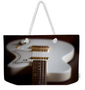Guitar Glance Weekender Tote Bag