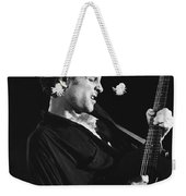 Guitarist Lyndsay Buckingham Weekender Tote Bag