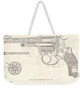 Gun Weekender Tote Bag
