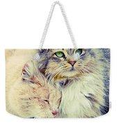 Gutter Kitties Seven Weekender Tote Bag