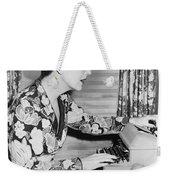 Gypsy Rose Lee Weekender Tote Bag