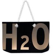 H2O Weekender Tote Bag