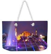 Hagia Sophia - Istanbul Weekender Tote Bag