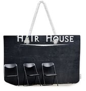Hair House Weekender Tote Bag