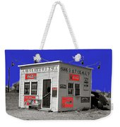 Hamburger Stand Coca-cola Signs Russell Lee Photo Farm Security Administration Dumas Texas 1939-2014 Weekender Tote Bag