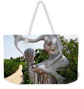 Hamptons Hideaway Weekender Tote Bag