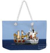 Han Xin Ship Weekender Tote Bag