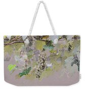 Hanging Thompson Grapes Sultana Weekender Tote Bag