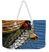 Harbour Reflections Weekender Tote Bag