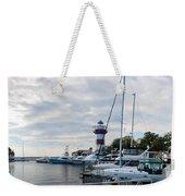Harbourtown Harbor Weekender Tote Bag