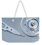 Hard Disc Weekender Tote Bag