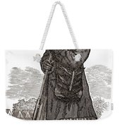Harriet Tubman, American Abolitionist Weekender Tote Bag
