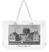 Harvard College - 1720 Weekender Tote Bag