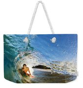 Makena Boogie Boarder Weekender Tote Bag