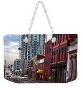 Street Photography Nashville Tn Weekender Tote Bag