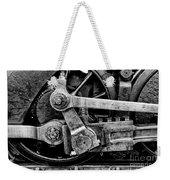 Heavy Steel Weekender Tote Bag