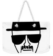 Heisenberg Breaking Bad Weekender Tote Bag