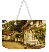 Helford Cottages Weekender Tote Bag