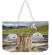 Hellisheidi Power Station Well Weekender Tote Bag
