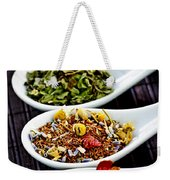 Herbal Teas Weekender Tote Bag