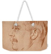 Herbert George Wells (1866-1946) Weekender Tote Bag