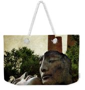 'hermanos' In The Valley Of The Temples Weekender Tote Bag