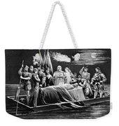 Hernando De Soto (c1500-1542) Weekender Tote Bag