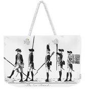 Hessian Soldiers Weekender Tote Bag