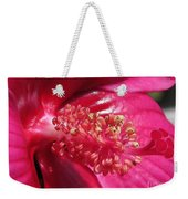 Hibiscus Named Luna Rose Weekender Tote Bag