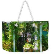 Hidden Garden Weekender Tote Bag