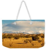 High Desert Plains Landscape Weekender Tote Bag