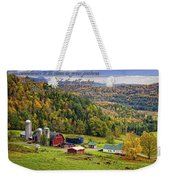 Hillside Acres Farm Weekender Tote Bag