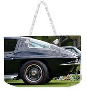 Classic Corvette Weekender Tote Bag