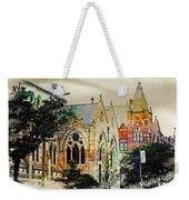 Historic Churches St Louis Mo - Digital Effect 7 Weekender Tote Bag
