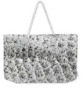 Hoarfrost 14 Weekender Tote Bag by Will Borden